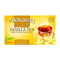 Alokozay Vanilla Tea 25 Tea Bags