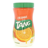 Tang orange flavored drink powder 750 g