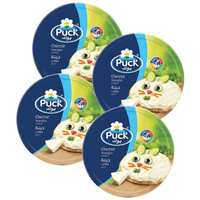 Puck Cheese Triangles 5x120g- 40 Portions Value Pack