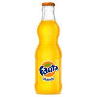 Fanta Orange Soft Drink 250ml