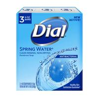 Dial soap spring water 113 g x 3