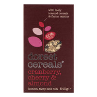 Dorset Cranberry Cherry And Almond Cereals 540g