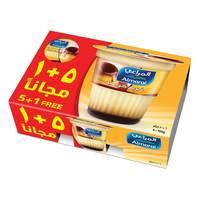 Almarai Creme Caramel Dessert 100g x Pack of 6