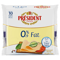 President Slice Cheese 200g