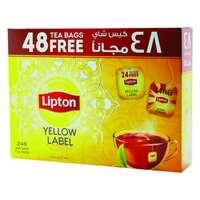 Lipton Yellow Label Tea Bag 200's + 48's