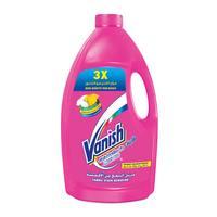 Vanish multi use fabric stain remover 3 L