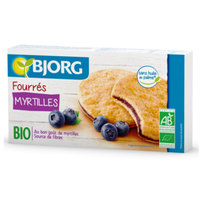 Bjorg Organic Blueberry Biscuits 175g
