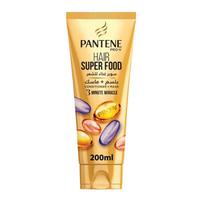 Pantene hair super food  conditioner + mask 200 ml