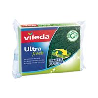 Vileda Scouring Ultra Fresh 2 Pieces