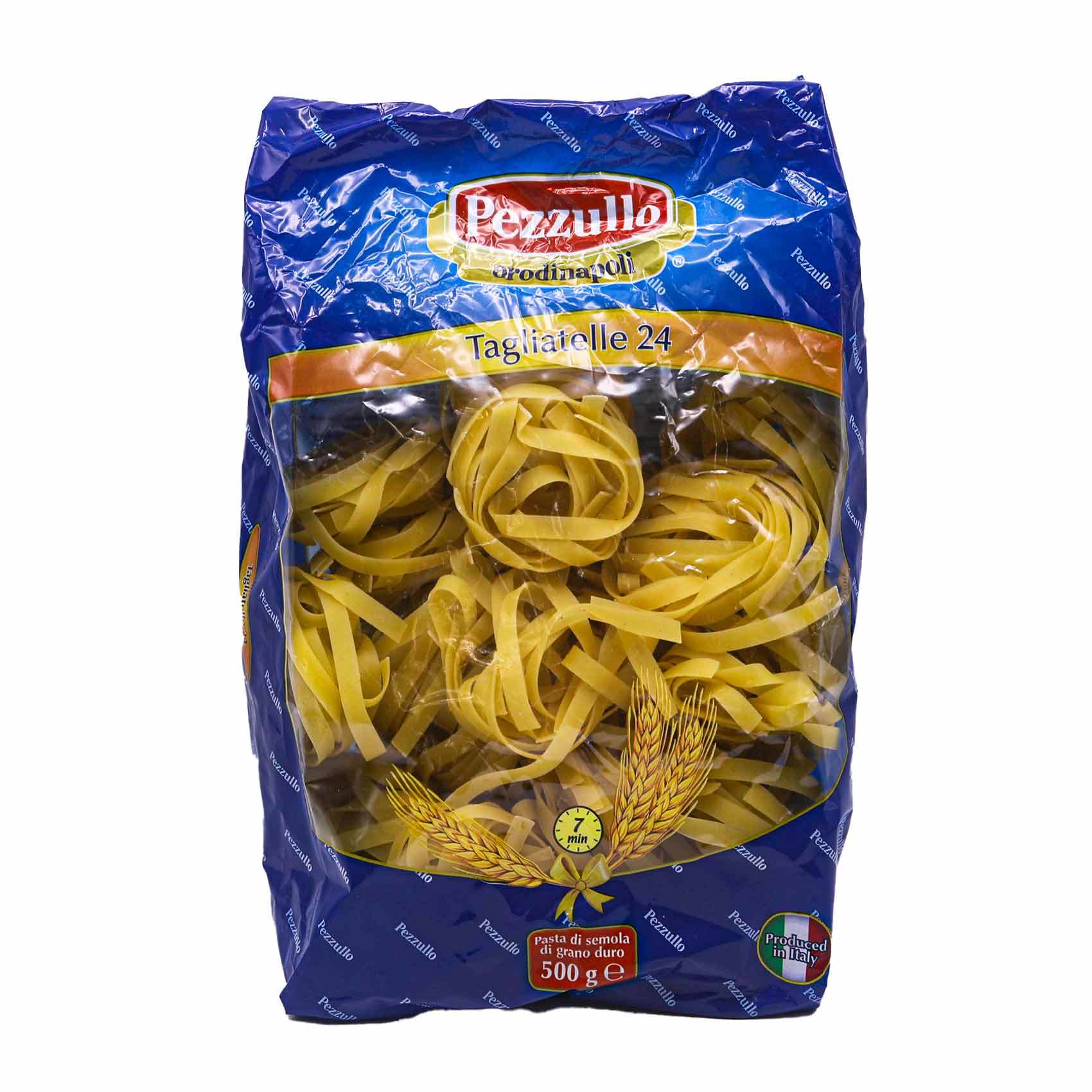 Buy Pezzullo Tagliatelle 500 G Online Shop Food Cupboard On Carrefour Saudi Arabia
