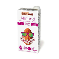 Eco Mil Almond Milk Protein Sugar Free 1L