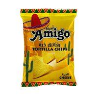 Amigo Tortilla Cheese Flavoured Chips 100g