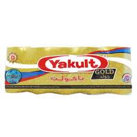 Yakult Gold Milk Drink 80ml x Pack of 5