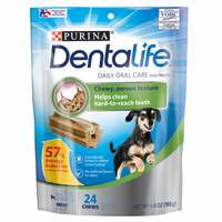 Purina Dentalife Oral Care for Mini Dogs 5-20 LBS 193g