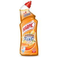 Harpic Toilet Cleaner Liquid Active Fresh Peach & Jasmine 1L