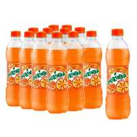Mirinda Orange Carbonated Drink 500ml x Pack of 12