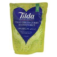 Tilda Thai Green Curry Basmati Rice 250g