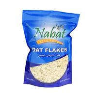 Nabat Oat Flakes Coarse Organic 450GR