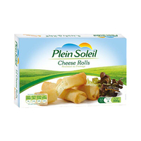 Plein Soleil Cheese Rolls 10 Pieces 300GR
