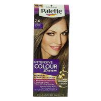 Schwarzkopf Palette Intensice Hair Color Cream 7-0 Medium Blonde