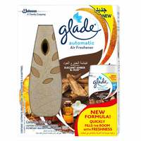 Glade Amber And Oud Scent Automatic Spray Holder 269ml
