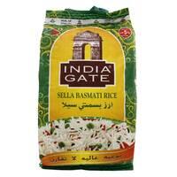 India Gate Sella Basmati Rice 5kg