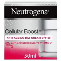 Neutrogena Face Cream Cellular Boost Anti-Ageing Day Cream SPF 20 50ml