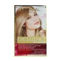 L'Oreal Paris Excellence 9.1 Very Light Ash Blonde