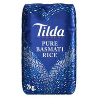 Tilda Pure Original Basmati Rice 2kg