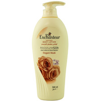 Enchanteur Perfumed Moisture Silk Elegant Musk Body Lotion 500ml