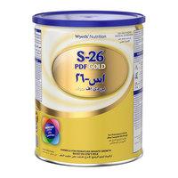 Wyeth Nutrition S26 PDF Gold Post Discharge Formula Tin 400g