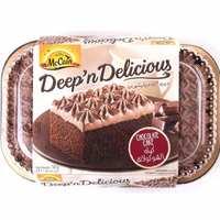 McCain Chocolate Ice Cream Cake 510g