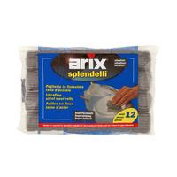 Arix Steel Wool Rolls 50GR Pack Of 12