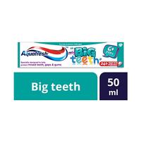 Aquafresh Toothpaste Junior Big Teeth 50ML