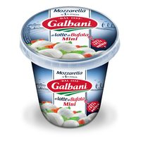 Galbani Mini Buffala Mozzarella Cheese 150g