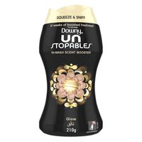 Downy Unstopables Glow In Wash Scent Booster Beads 210g