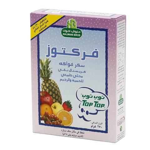 Buy Halwani Fructose Fruit Sugar 250 G Online Shop Food Cupboard On Carrefour Saudi Arabia