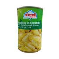 Al Wadi Al Akhdar Artichoke Quarters 390GR