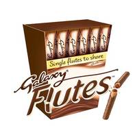 Galaxy Twin Fingers Flutes Chocolate 270g