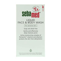 Sebamed Liquid Face and Body Wash 1L