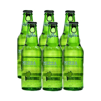 Kassatly Mezza Malt Beverage Apple 250ML X6