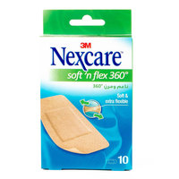 Nexcare Soft N' Flex 360� Bandage 10 Count