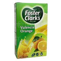 Foster Clarks Orange Powder Juice 750g