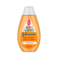 Johnson's Baby Buble Bath & Wash 300ML