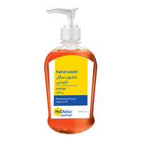 My choice hand wash orange 475 ml