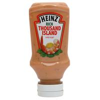 Heinz Rich Thousand Island Dressing 225ml