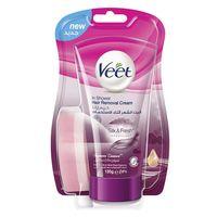 Veet Suprem Essence In Shower Hair Removal Cream 150ml