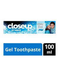 Closeup icy white with perlite toothpaste 100 ml