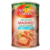 California Garden Mashed Salsa Recipe Fava Beans 450g