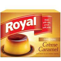 Royal Crème Caramel 77g